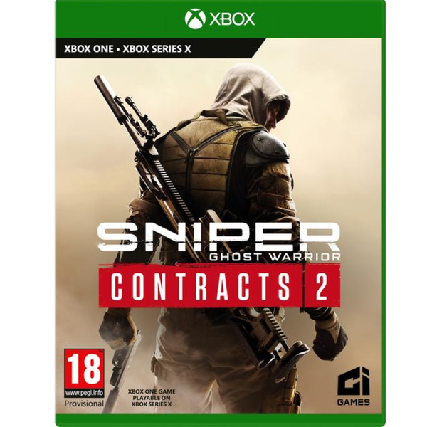 Sniper Ghost Warrior Contracts 2 Xbox One   Series X Game