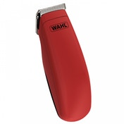 Wahl 9961-317 Pocket Pro Battery Trimmer Red