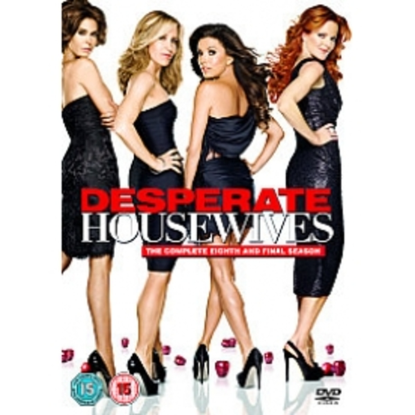 Desperate Housewives Series 8 DVD