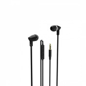 Hama Basic  In-Ear Headset, black