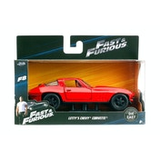 Letty's Chevrolet Corvette (Fast & Furious 8) Jada Diecast Model 1:32