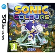 Sonic Colours Game DS