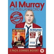 Al Murray The Only Way Is Epic/Barrel Of Fun DVD