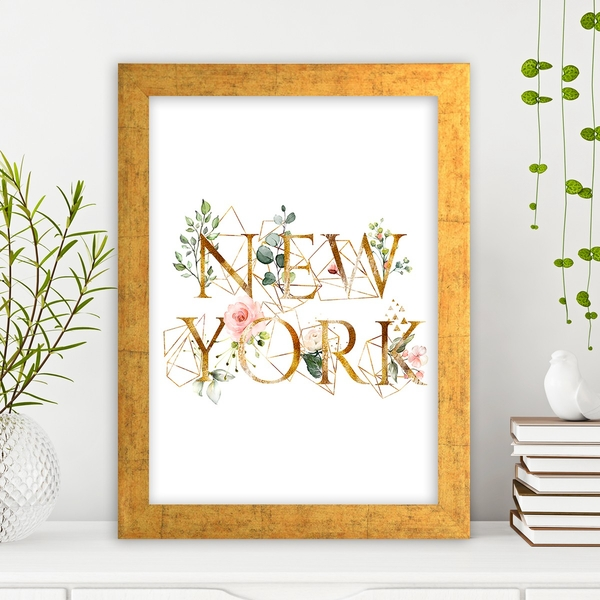 AC1074372515 Multicolor Decorative Framed MDF Painting