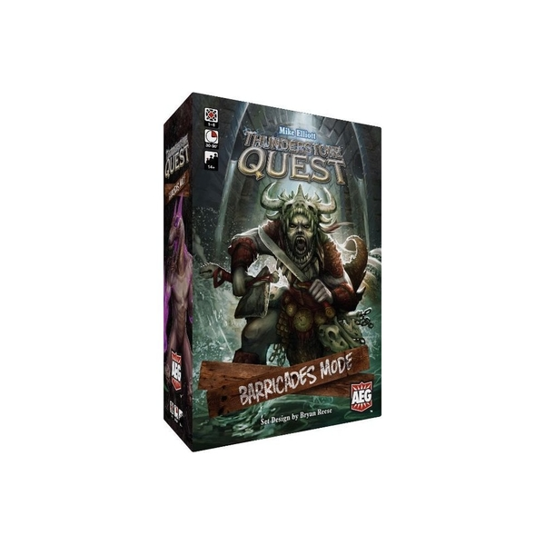 Thunderstone Quest Barricades Mode Expansion