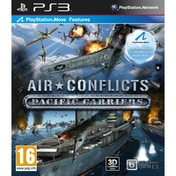 Air Conflicts Pacific Carriers Game PS3