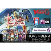 Cardfight Vanguard TCG True Zodiac Time Beasts Trial Deck