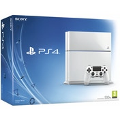 PlayStation 4 (500GB) White Console