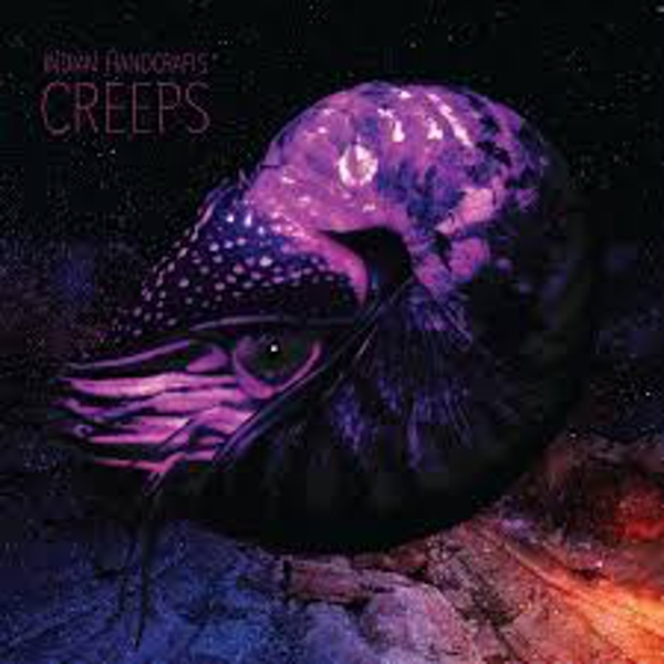 Indian Handcrafts ‎– Creeps Purple Translucent Vinyl