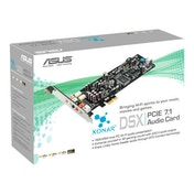 Asus Xonar DSX 7.1 PCI Express 1.0 Sound Card