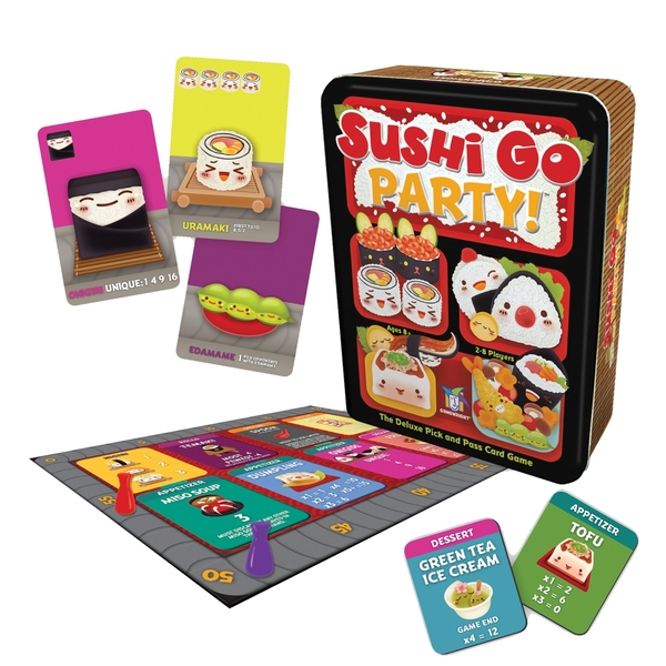 Gamewright Sushi Go Party Game