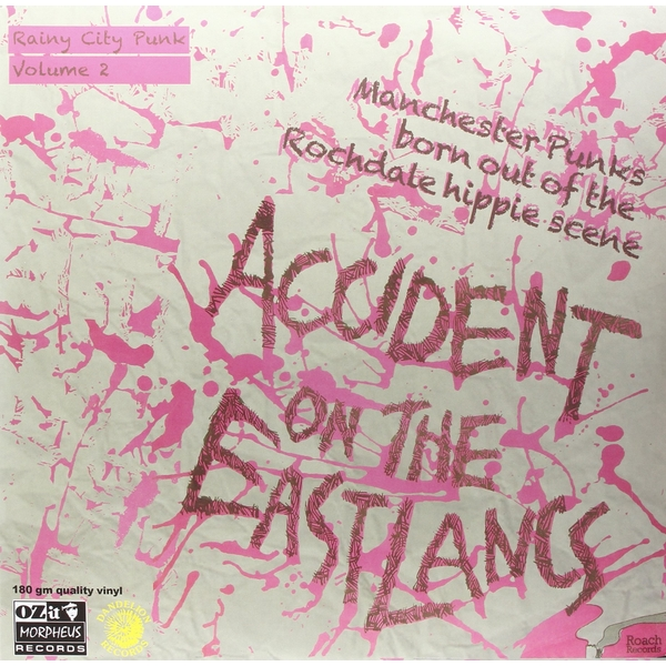Accident On The East Lancs - Rainy City Punk Volume 2 Vinyl
