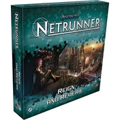 Ex-Display Android Netrunner: Reign and Reverie Deluxe Expansion Used - Like New