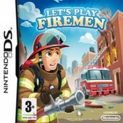 Ex-Display Let's Play Firemen Game DS Used - Like New