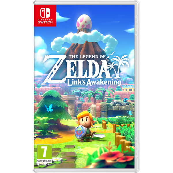The Legend of Zelda Link's Awakening Nintendo Switch Game - Image 1