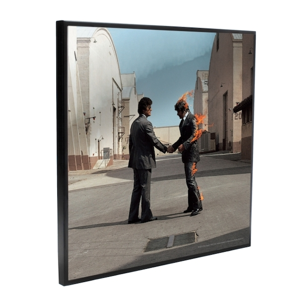Pink Floyd - Wish You Were Here Crystal Clear Pictures