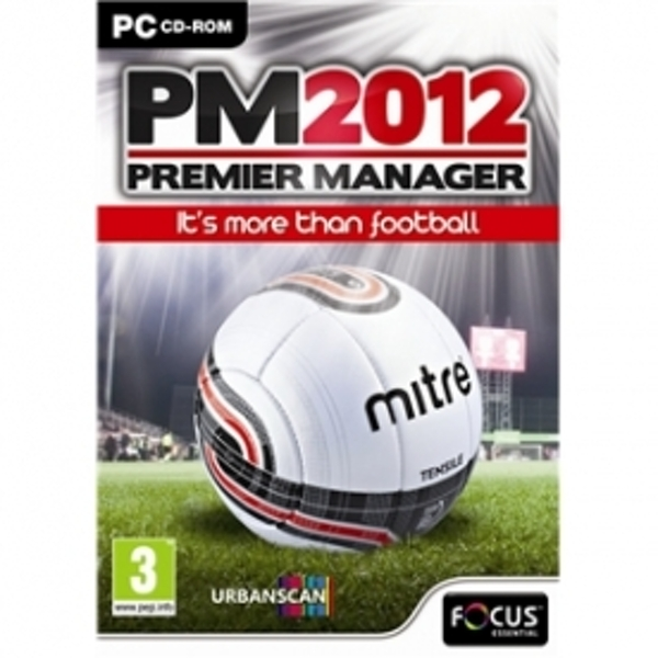 Premier Manager 2012 Game PC