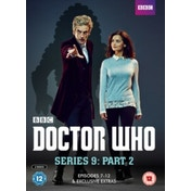 Doctor Who Series 9 - Part 2 DVD