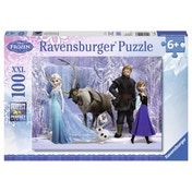 Disney Frozen 100 Piece Jigsaw Puzzle