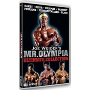 Joe Weider's Mr Olympia Ultimate Collection DVD 3-Disc Set