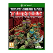 TMNT Teenage Mutant Ninja Turtles Mutants in Manhattan Xbox One Game