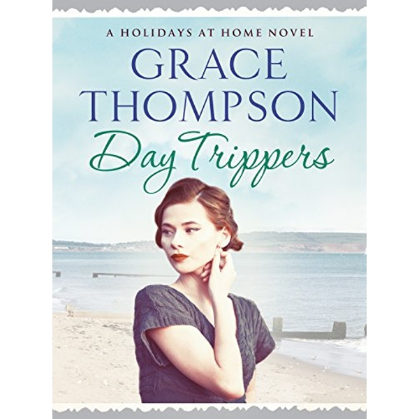 Day Trippers  Paperback / softback 2018