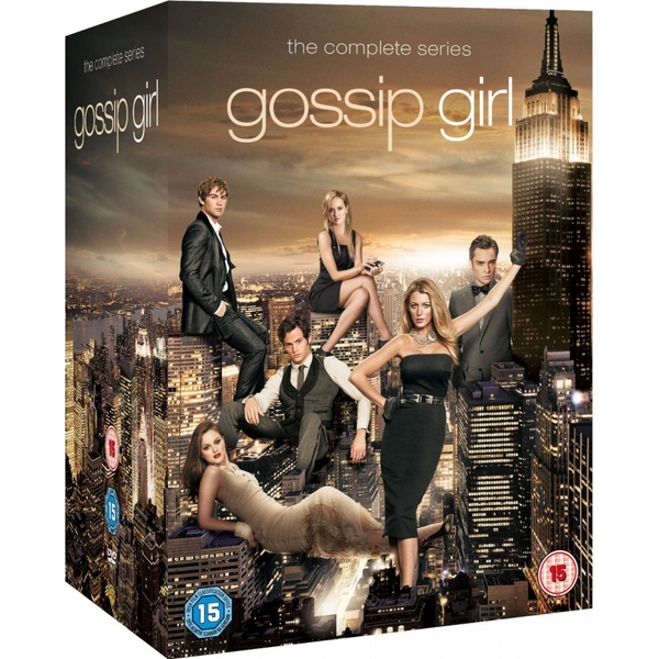 Gossip Girl - The Complete Series 1-6 DVD