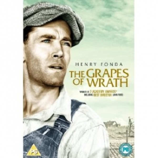 The Grapes Of Wrath DVD