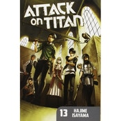 Attack on Titan 13 Paperback