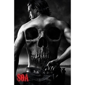 Sons Of Anarchy (skull) Maxi Poster