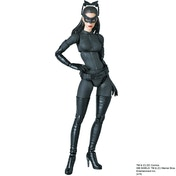 Previews Exclusive Selina Kyle Catwoman (The Dark Knight Rises) Medicom Mafex Action Figure
