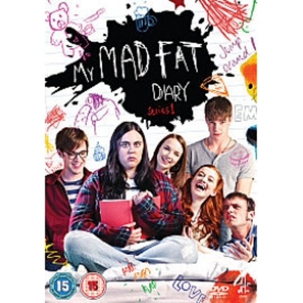 My Mad Fat Diary Series 1 DVD