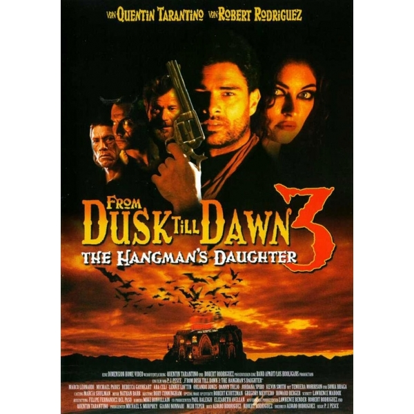 From Dusk Till Dawn 3 DVD