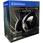 PDP LVL 9 Legendary Collection On-Ear Wireless Headset for PS4