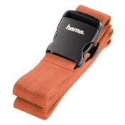 Hama Luggage Strap, 5 x 200 cm, orange