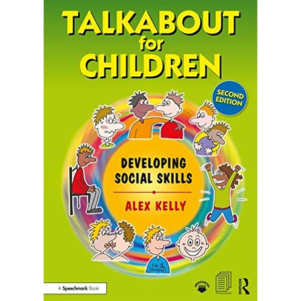 Talkabout for Children: Developing Social Skills by Alex Kelly (Paperback, 2017)