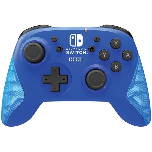 Wireless Blue Horipad for Nintendo Switch