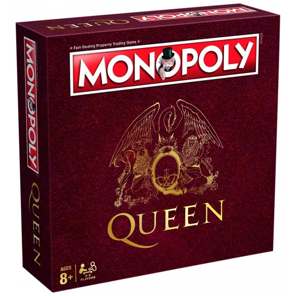 Queen Monopoly Board Game - Image 1