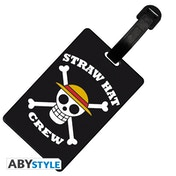 ONE PIECE - Skull Luffy Luggage tag