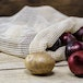 Organic Cotton Vegetable Bags - Set of 6 | M&W - Image 3