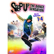 Step Up 1-4 Box Set Collection DVD