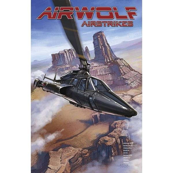 Airwolf Airstrikes Volume 1