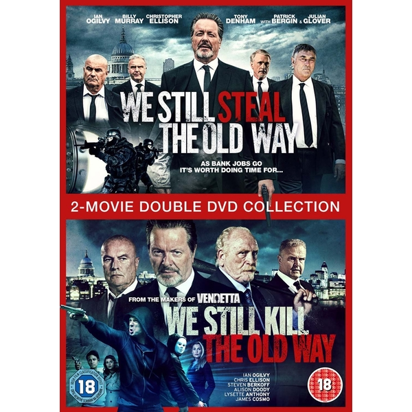We Still Kill The Old Way/We Still Steal The Old Way DVD