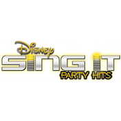 Disney Sing It Party Hits Game Includes Microphone PS2