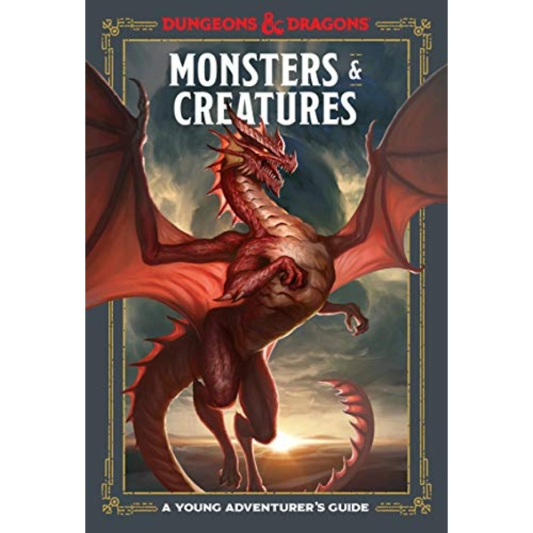 A Young Adventurer's Guide Dungeons and Dragons Monsters and Creatures