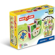 Magicube Fruit 4 Cubes Geomag Set