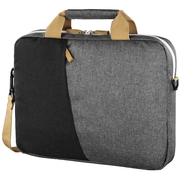 Hama Florence Notebook Bag up to 40 cm 15.6inch black/grey