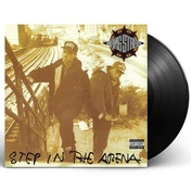 Gang Starr ‎– Step In The Arena Vinyl