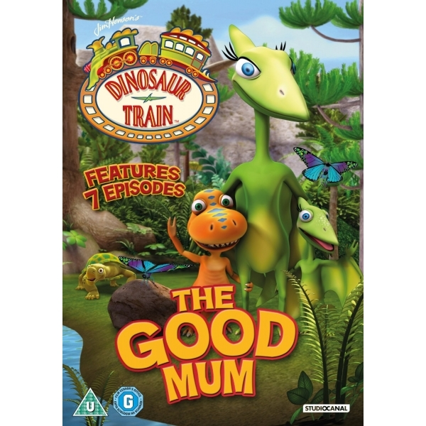 Dinosaur Train - The Good Mum DVD