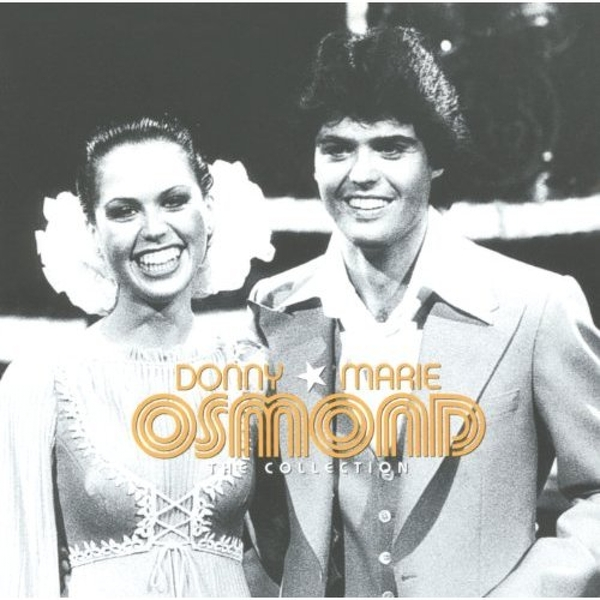 Donny And Marie Osmond - The Collection CD